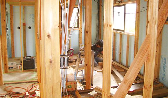 建奨社の家づくり(1)