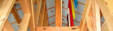家づくりの流れ(11) 上棟
